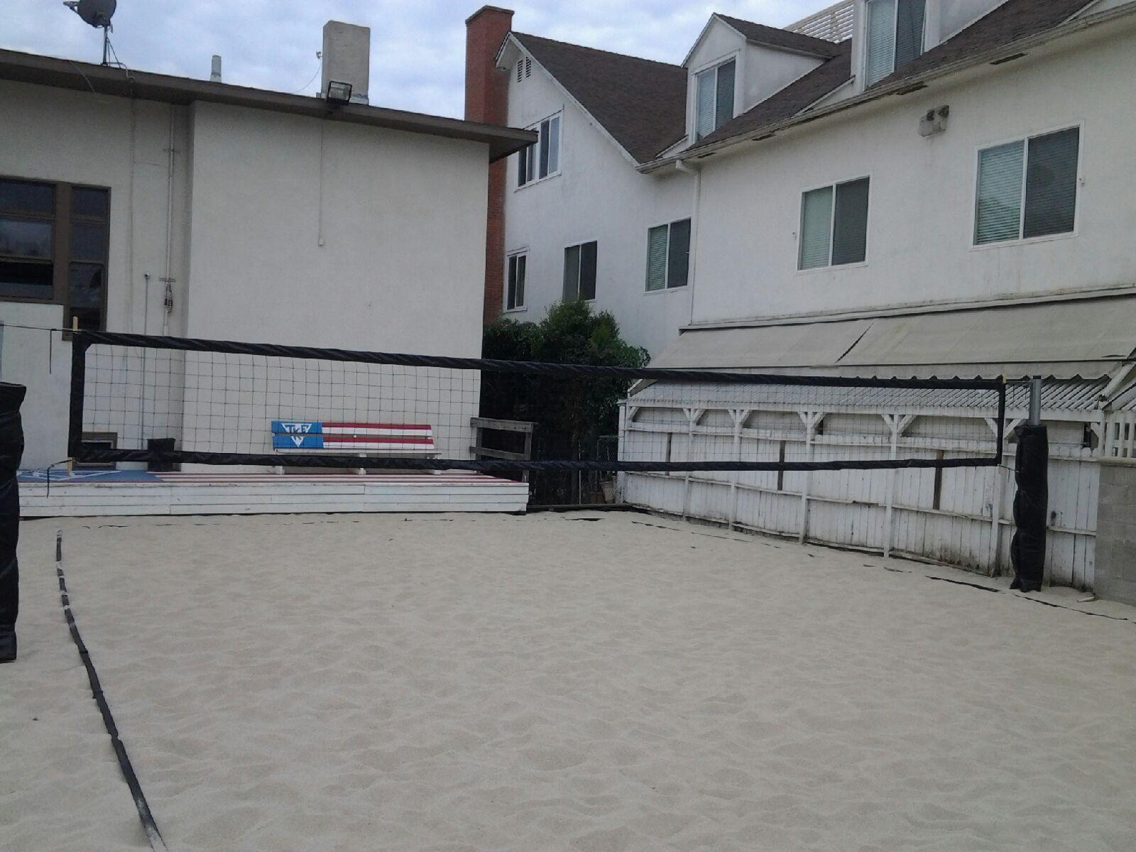 New TKE Volleyball Court 3