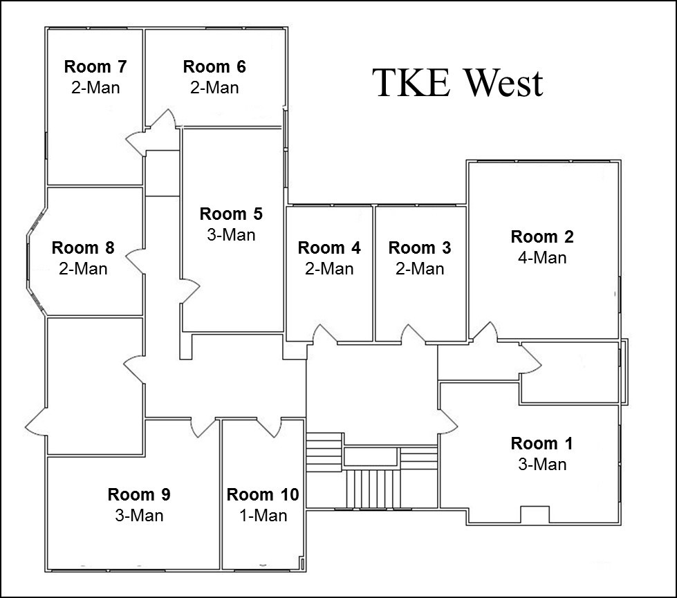 TKE West Rooms
